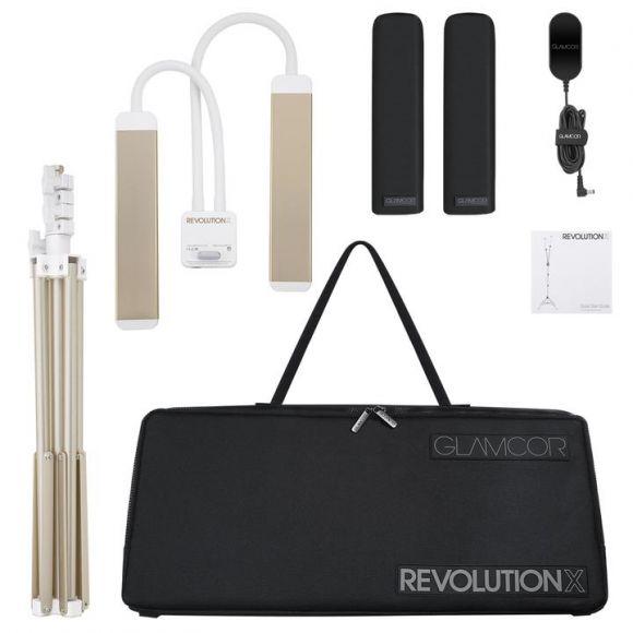 Glamcor Revolution X ホワイト/ゴールド