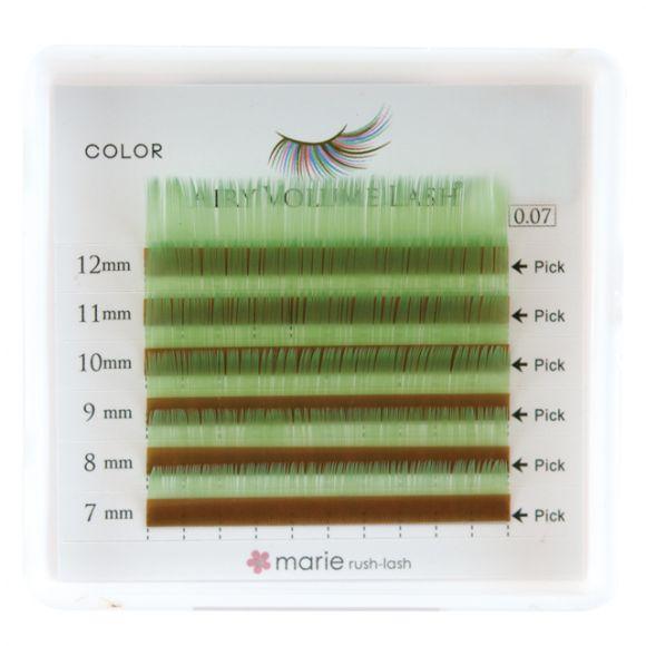 ミント D 0.07 x 7-12mm Mix