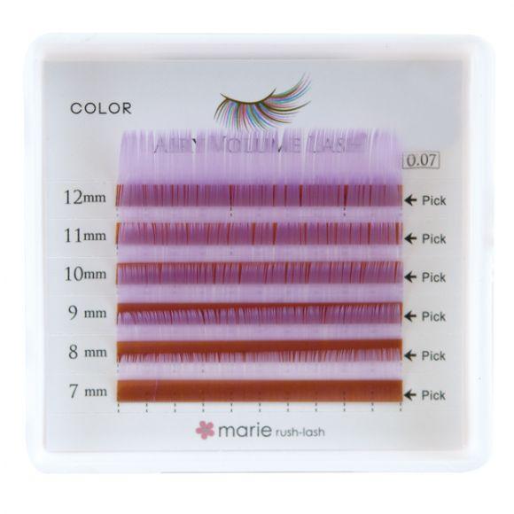 ウィステリア CC 0.07 x 7-12mm Mix