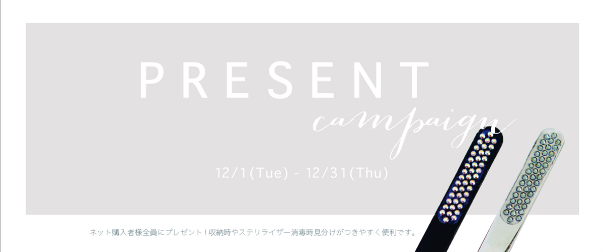 December gift campaign